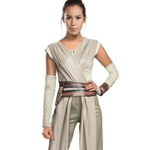 Star Wars The Force Awakens Adult Costume Rey